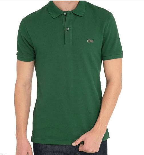 5db2825c3f Camisa Polo Lacoste Varias Cores Masculina - Original - R  159
