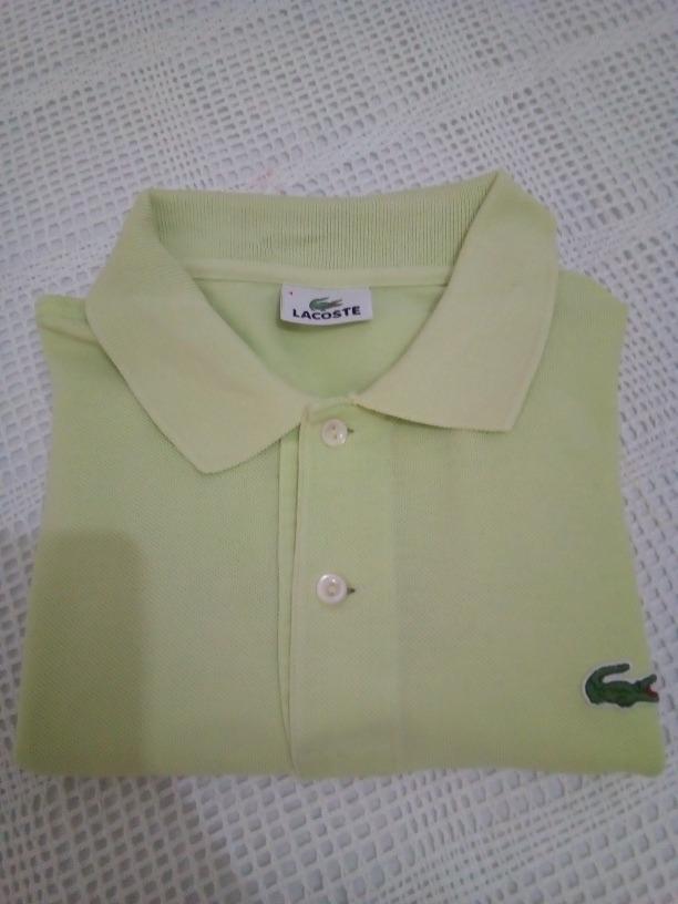 df56fe91fa Camisa Polo Lacoste