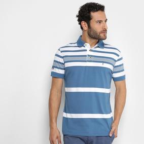 ec03b662d8a Camisa Polo Lacoste Listrada Manga Curta Masculino - Camisas no ...