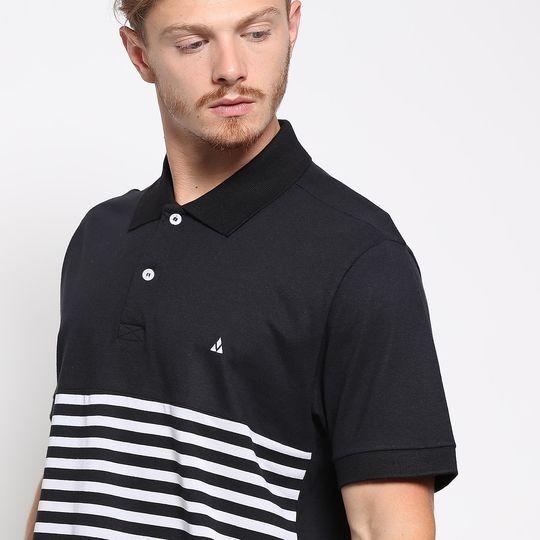 c563d018f1 Camisa Polo Listrada - Vip Reserva - Promoção - R  79