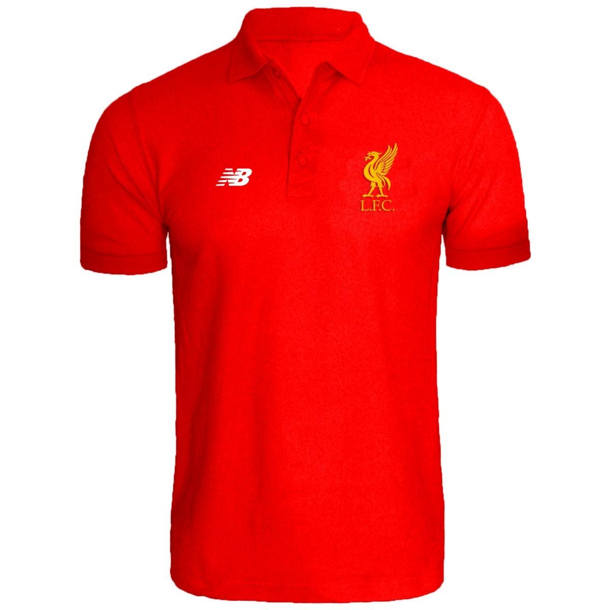 ff3c03faf385f camisa polo liverpool personalizado. Carregando zoom.