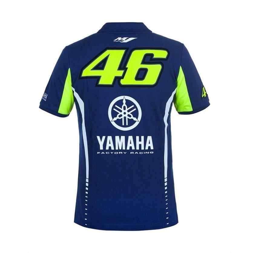 1f97810fc camisa polo m1 yamaha vr 46 motogp team valentino rossi. Carregando zoom.