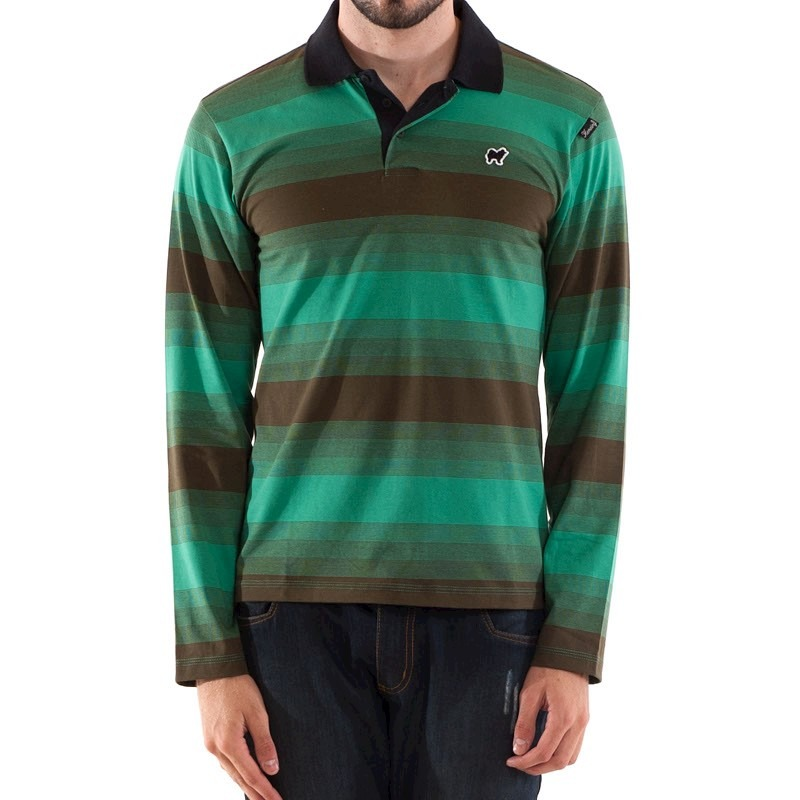 ff981fb351 camisa polo malha confort 350505. Carregando zoom.