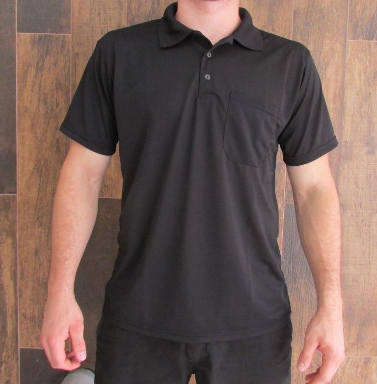Camisa Pólo Malha Dry Fit Inteligente - Malha Fria - R  51 216679d2fafea