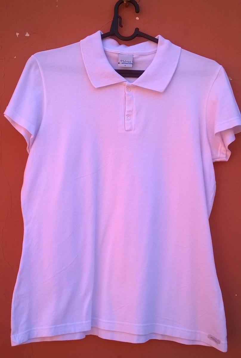 camisa polo malwee feminina. Carregando zoom. 1d503365c878b