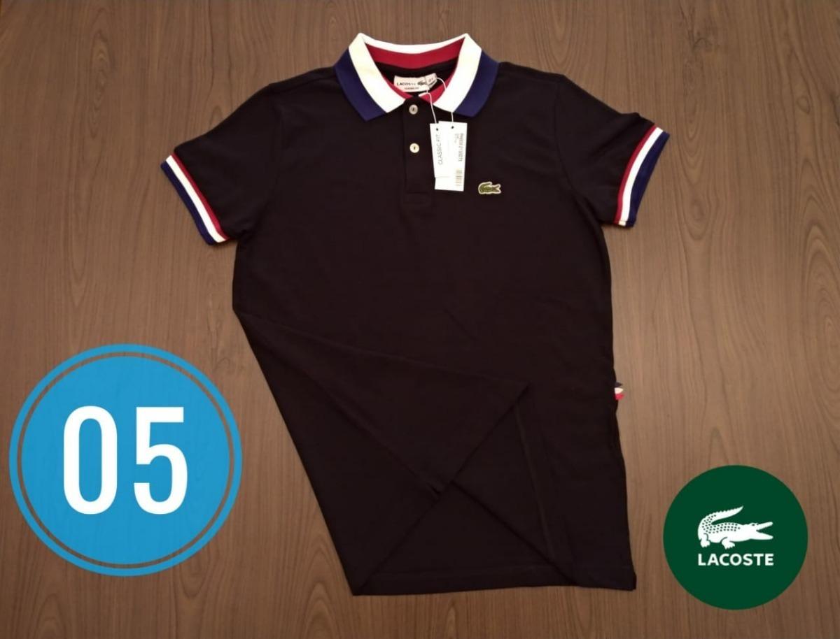 7653531fb0080 camisa polo marca classic fit importada peruana 3 unidades. Carregando zoom.
