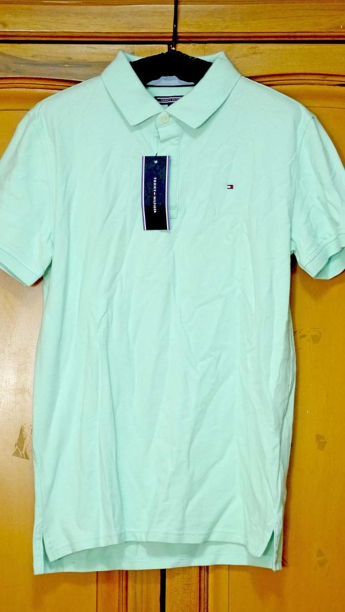 camisa polo marca tommy hilfiger talla s en stock. Cargando zoom. 0ac6fd8bb3fc2