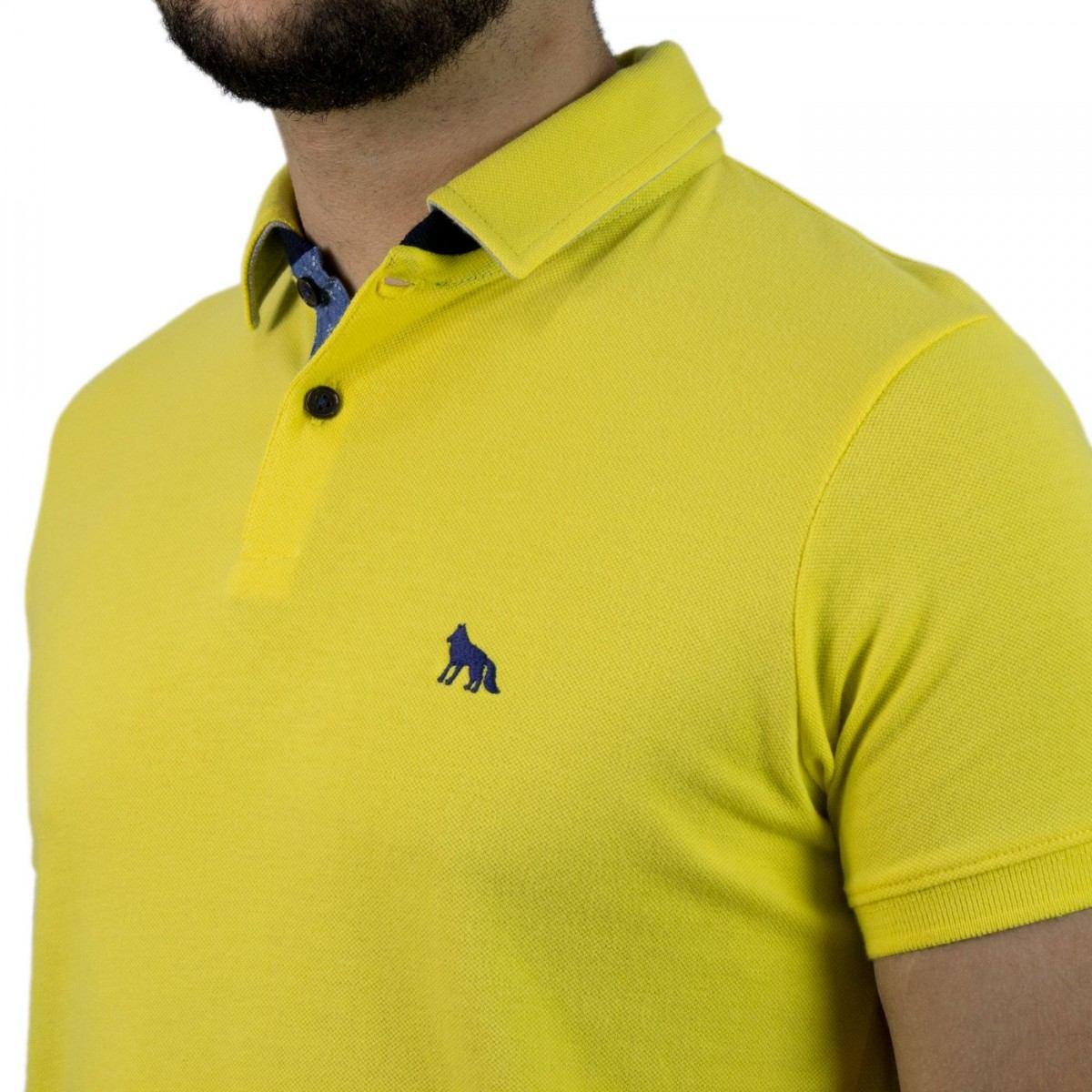 01bd04ae2 camisa polo masculina acostamento manga curta 68104063. Carregando zoom.