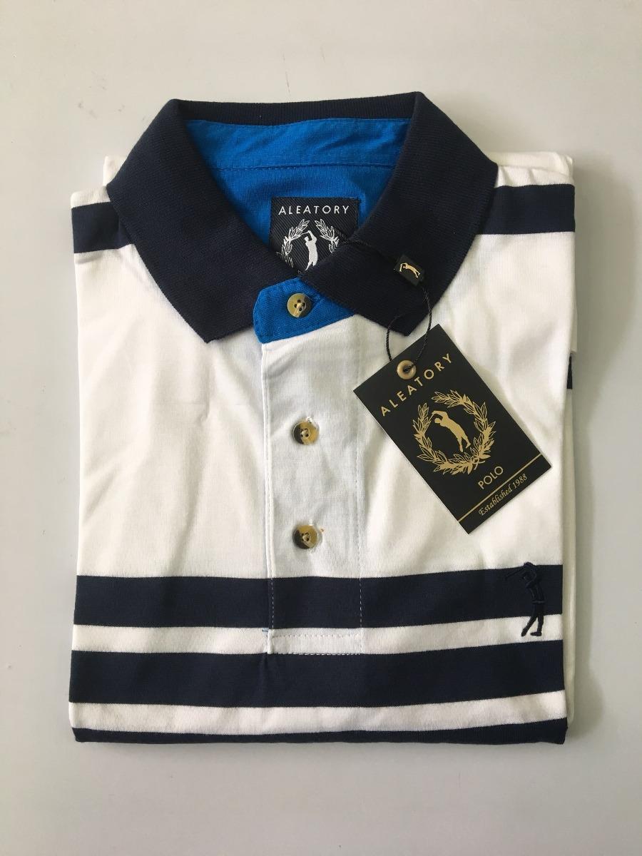 6d826717d7 camisa polo masculina aleatory listrada original 001. Carregando zoom.