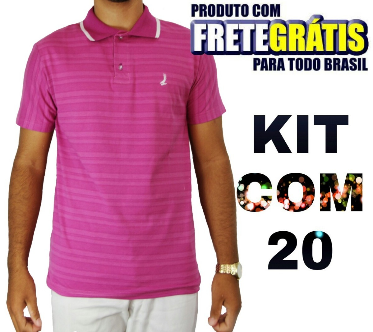 novo lançamento ofertas exclusivas Melhor camisas polo para