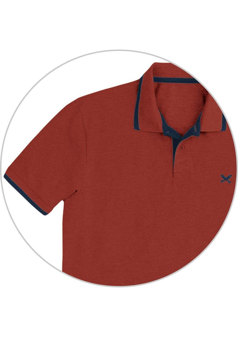 camisa polo masculina básica hering 036h. Carregando zoom. 2491fd5672c28