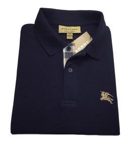 información para 98565 8effe Camisa Polo Masculina Burberry