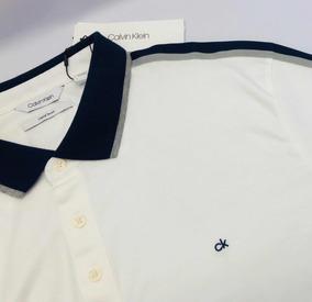edc80a6f30 Camisa Polo Calvin Klein - Calçados