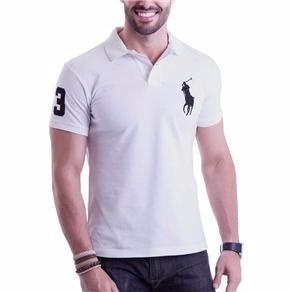 c352996d0 Camisa Polo Masculina Camiseta Várias Cores