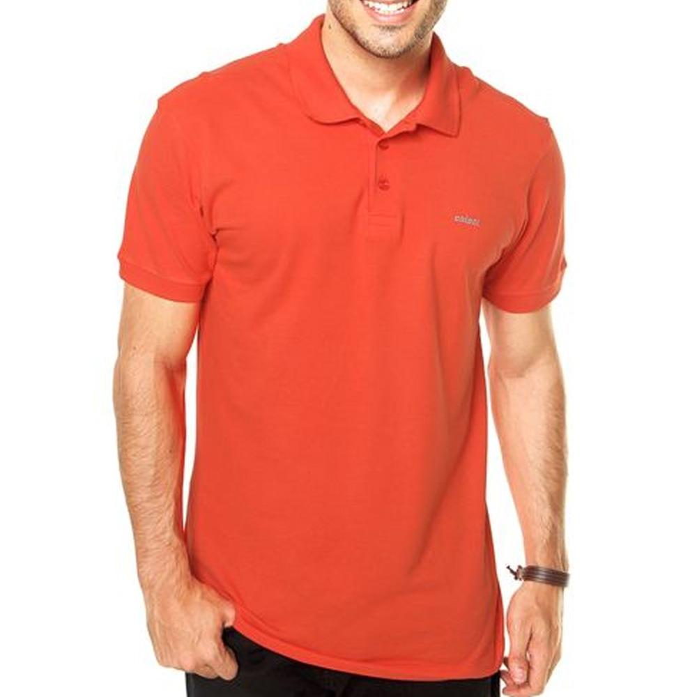 3f8e92dba Camisa Polo Masculina Colcci Laranja Básica - R$ 89,00 em Mercado Livre