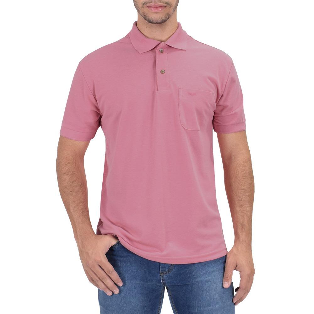 21d6de74fa camisa polo masculina goiaba - wayna. Carregando zoom.