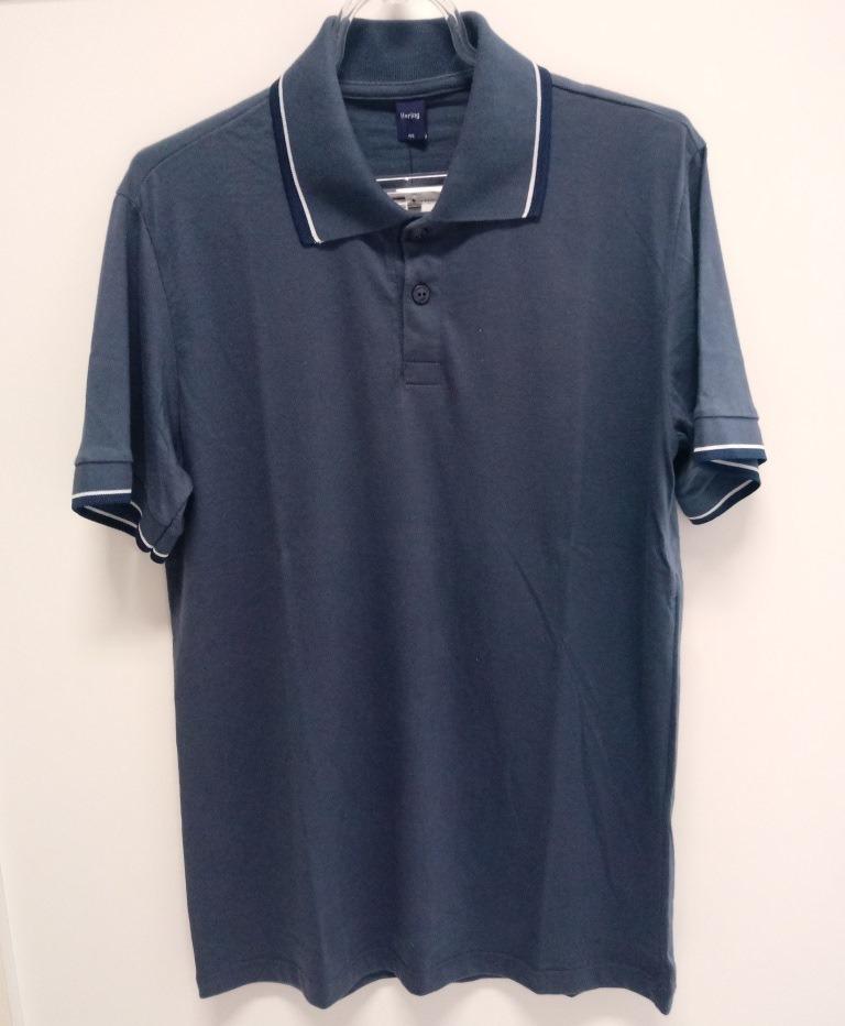 camisa pólo masculina hering algodão meia malha ( 03r3 )ajr. Carregando  zoom. 0ecee13268f4e