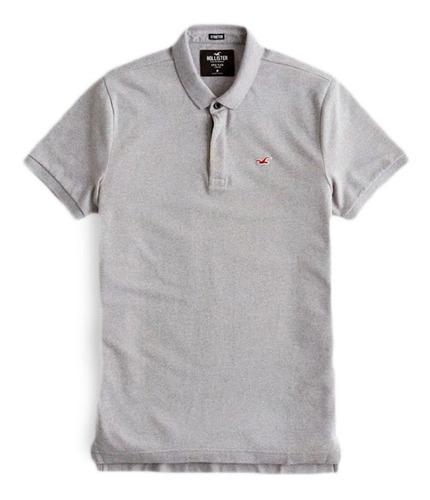camisa polo masculina hollister 100% original importada