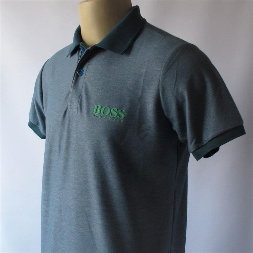 3acc7251fb961 camisa polo masculina hugo boss novos modelos pronta entrega. Carregando  zoom.