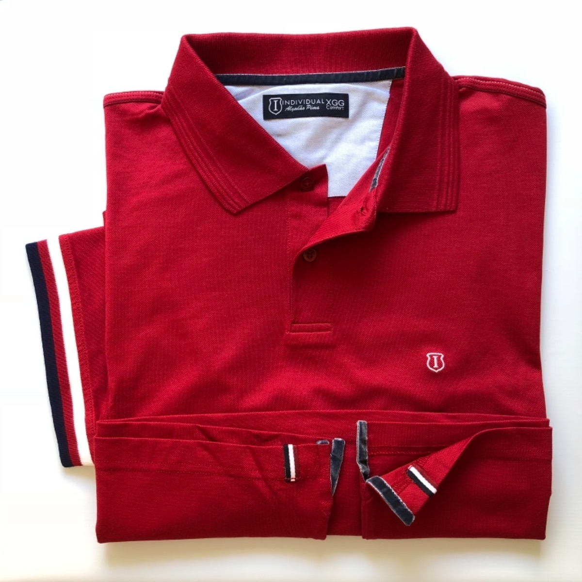 b1f752ccca 22fd163f885531  camisa polo masculina individual plus size extra grande.  Carregando zoom. 24b656bebeb4ae  Kit ...
