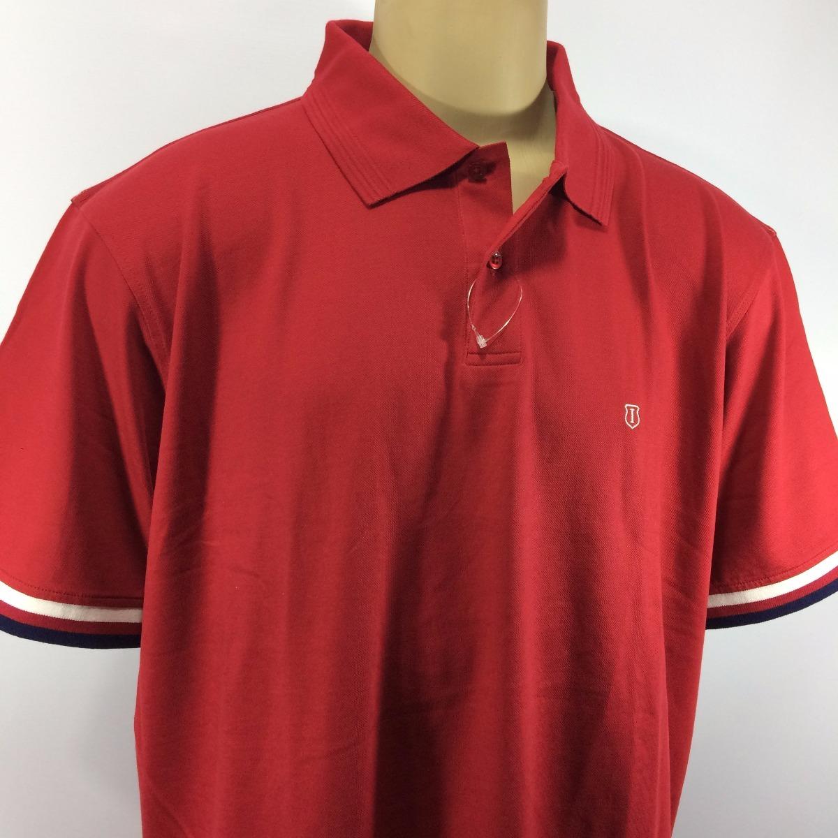 2448cc35fd camisa polo masculina individual plus size extra grande. Carregando zoom.