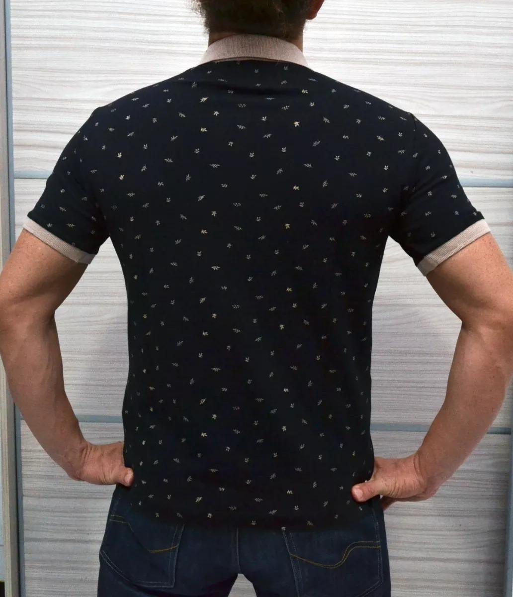 camisa pólo masculina - kit 2 camisas pólo. Carregando zoom. c07d9d01ea3ec