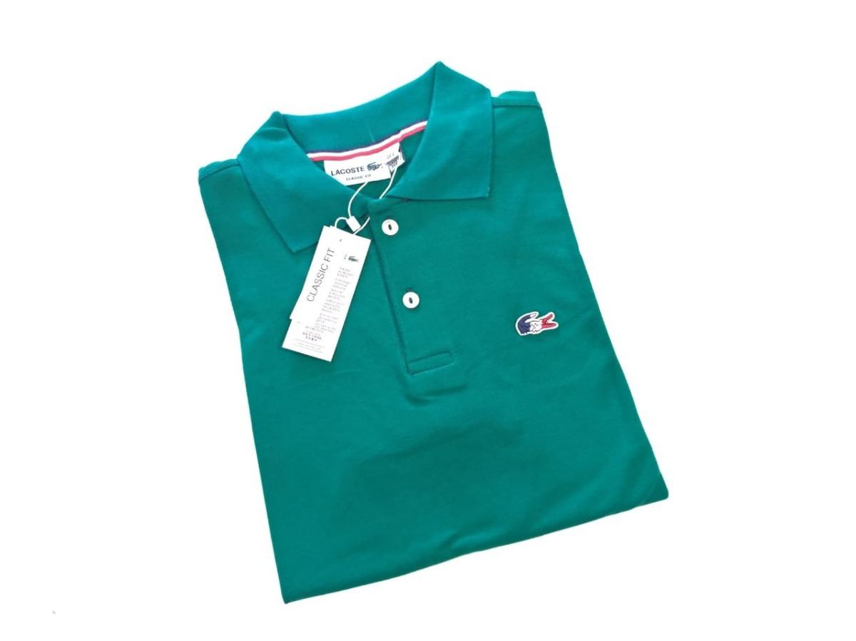 Camisa Polo Masculina Lacoste Peruana Modelo França - R  84,90 em ... 9d6906c763