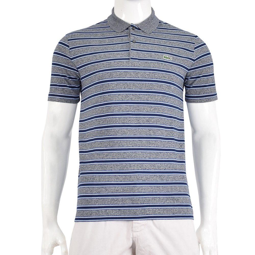 4677fe5b2fb03 Camisa Polo Masculina Listrada Live - Lacoste - R  369,00 em Mercado ...