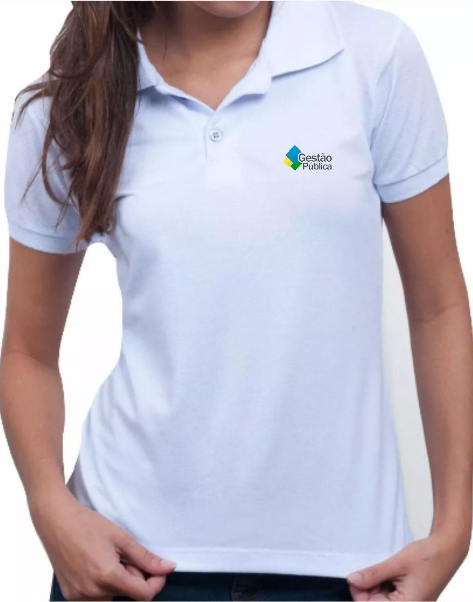Camisa Polo Masculina Ou Feminina Curso Gestão Publica - R  39 d2a3bcdc865