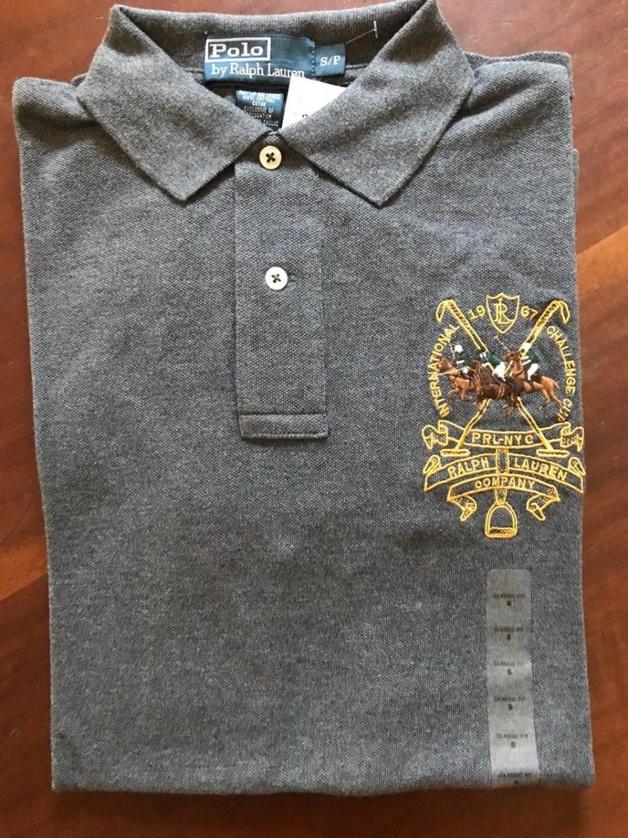 camisa polo masculina ralph lauren 00% original - tam p - p8. Carregando  zoom. 2129061282a