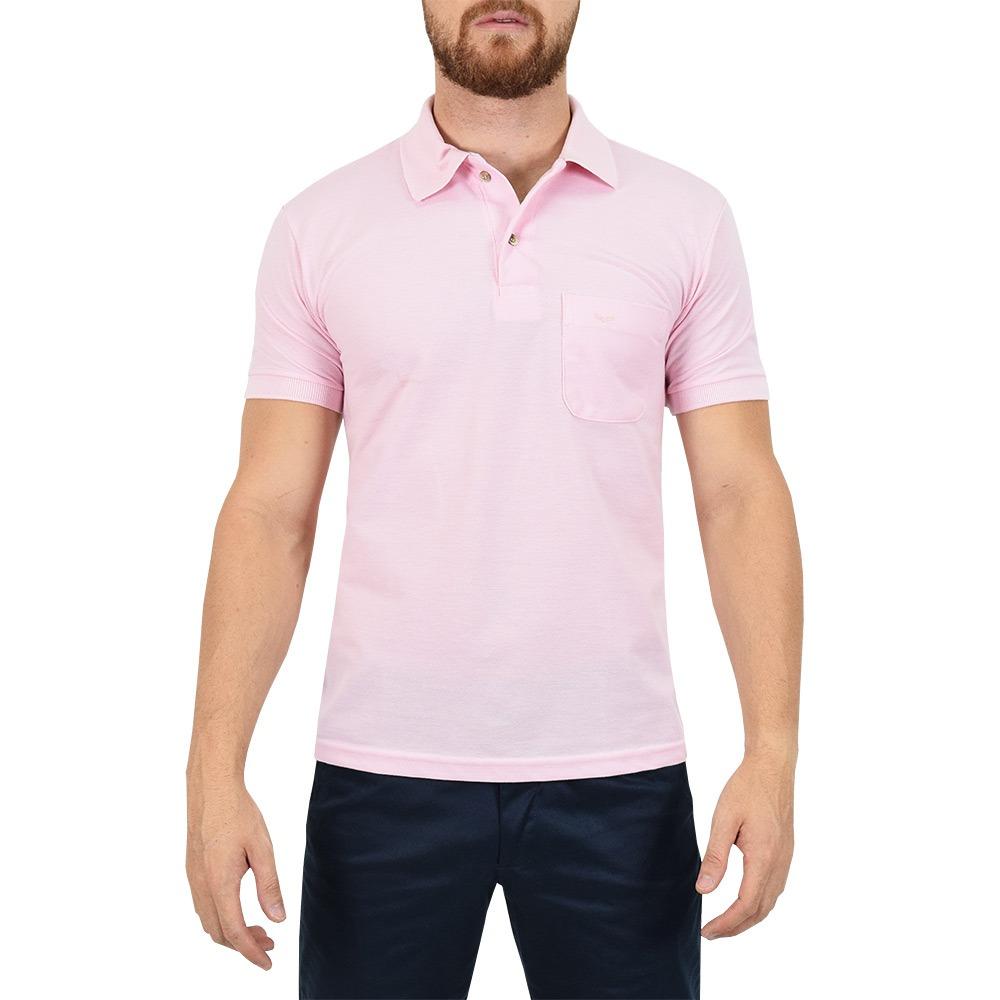 e4543e9097 camisa polo masculina rosa - wayna. Carregando zoom.