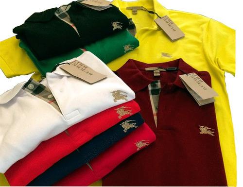 camisa pólo masculina sérgio k âncoras cbl