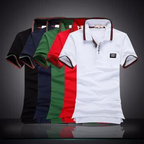 bbd4083f38 Camisa Gucci Polo Original - Pólos com o Melhores Preços no Mercado Livre  Brasil