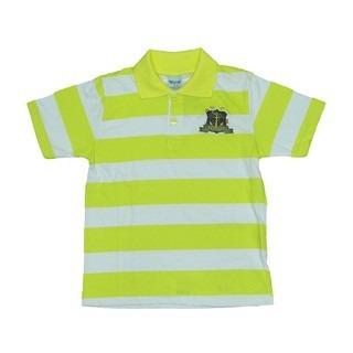 camisa polo menino listrada angerô