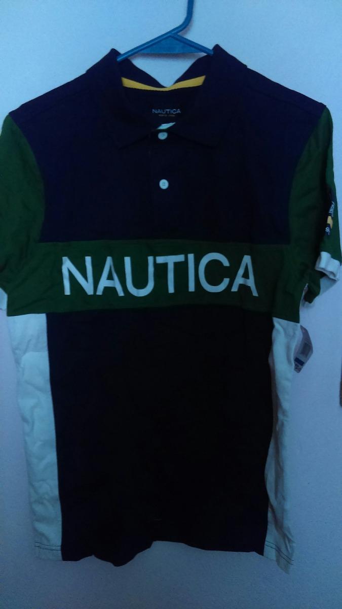 Camisa Polo Nautica -   550.00 en Mercado Libre 0841311794937