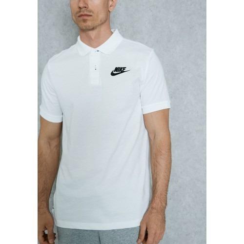 a092183f4b Camisa Polo Nike Branca 832865 Masculina Original - R  139
