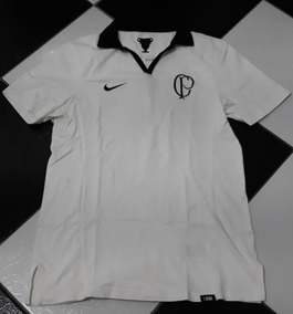 1b6320d0ac Camisa Polo Corinthians Nike no Mercado Livre Brasil