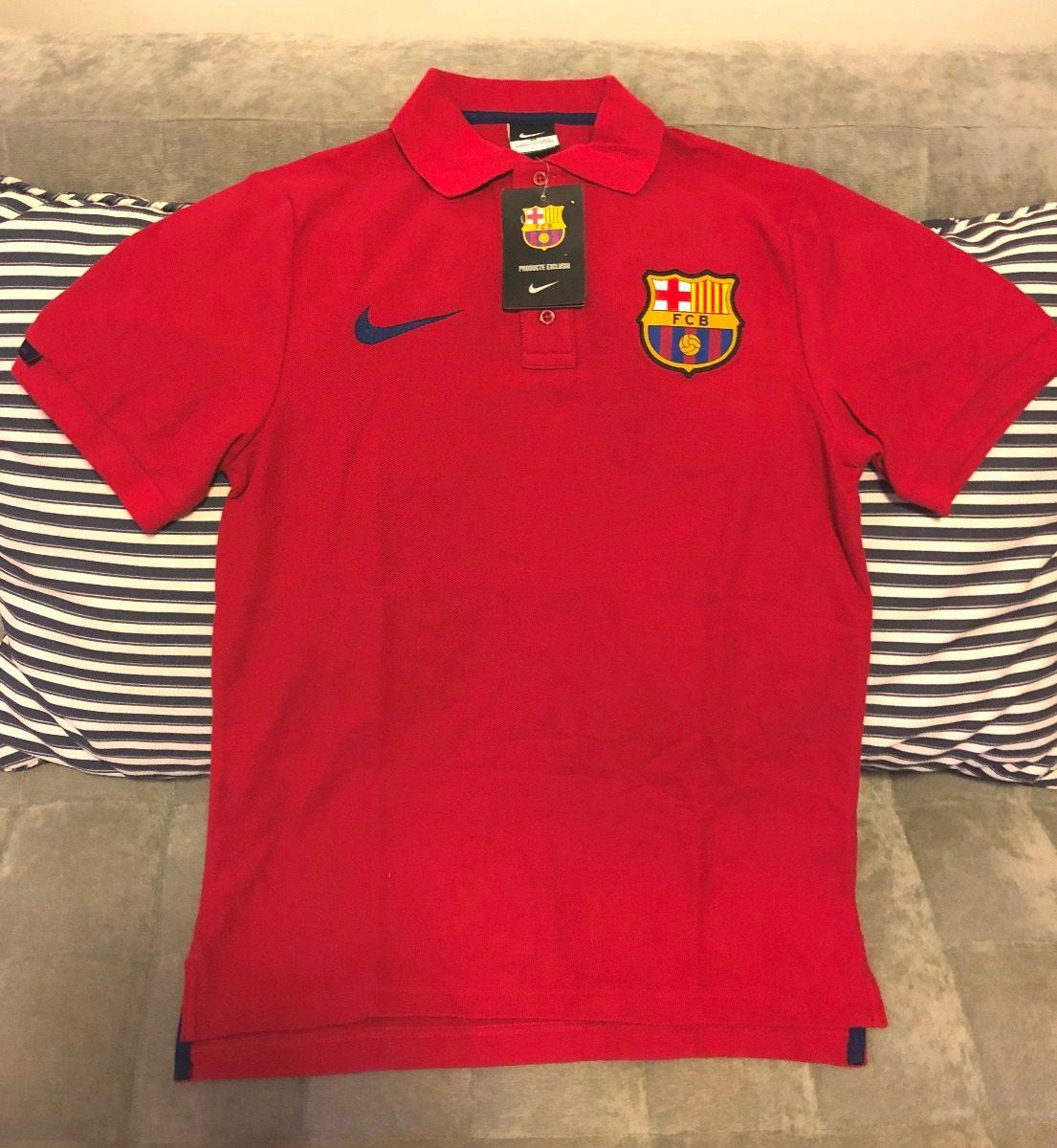 Vender um igual. camisa polo nike fc barcelona tam p original casual  passeio. Carregando zoom. da85c000adbad