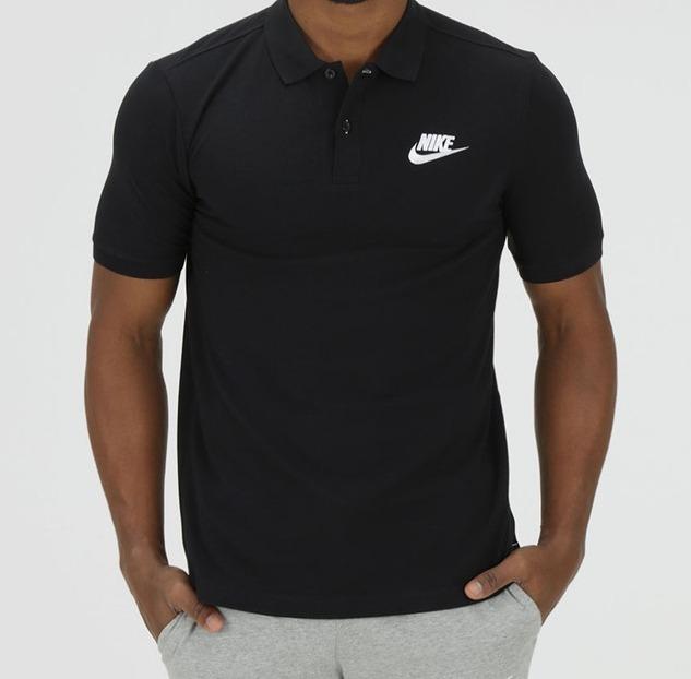 0cd76be16 Camisa Polo Nike Piquet Nsw Matchup Original + Sacola Nike - R$ 84,99 em  Mercado Livre