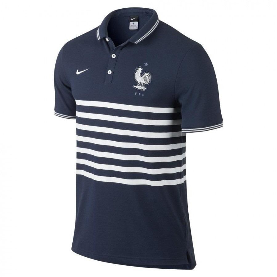 b478853af7 Camisa Polo Nike Seleção França - Tam. G (veste M) - R  119