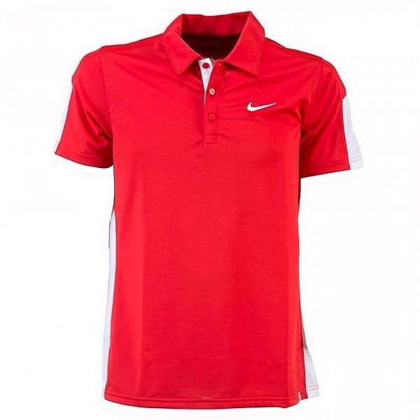 cea3d91f460b7 Camisa Polo Nike Vermelho M - R  500