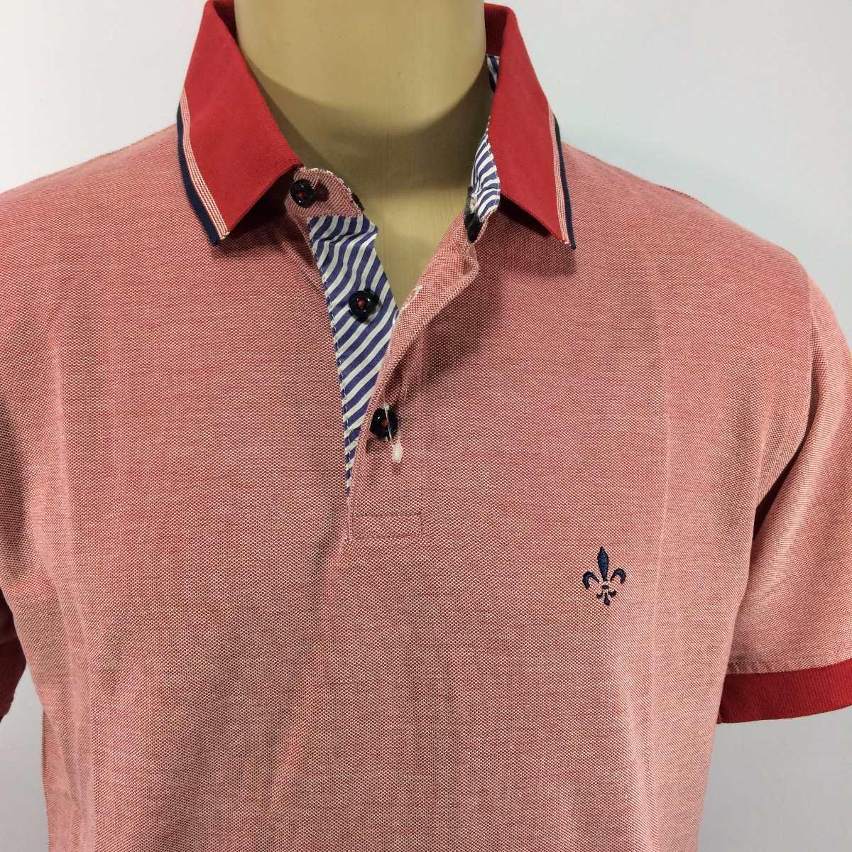 camisa polo original dudalina sport algodão pima. Carregando zoom. 091a17b784369