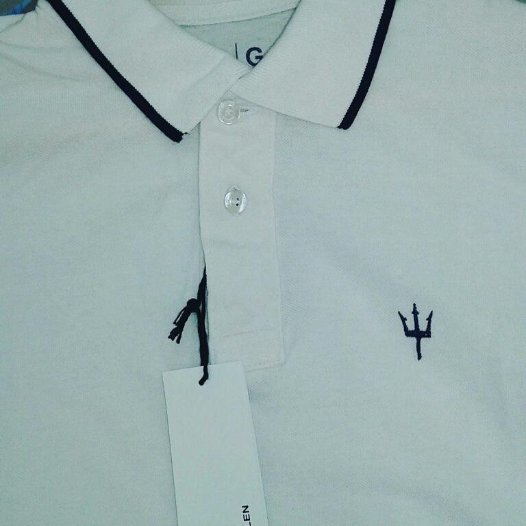 83fce9331e Camisa Pólo Osklen Original - R  80