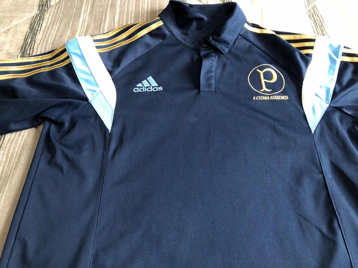 418f3ac31c camisa polo palmeiras adidas treino 2015 - gg. Carregando zoom.