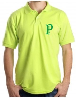 camisa polo palmeiras símbolo palestra itália frete grátis