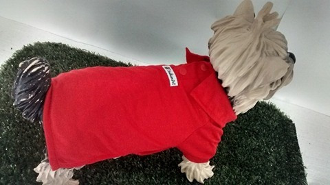 camisa polo para cachorro roupas cachorro roupas pet 00 ao 7
