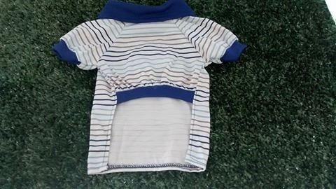 camisa polo para cachorro roupas pet 8 ao 13 dalmata