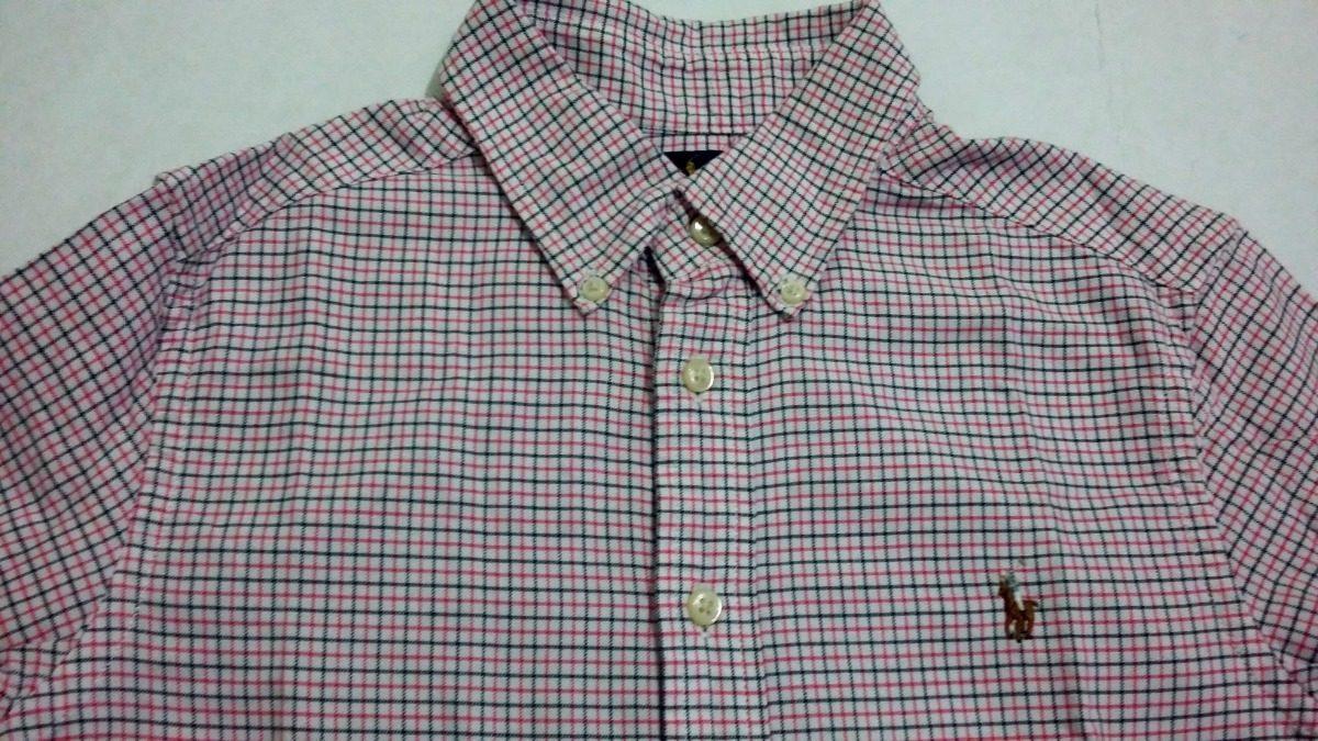Camisa Polo Para Niño 12 Años Talla M -   120.00 en Mercado Libre 37ec042a57255