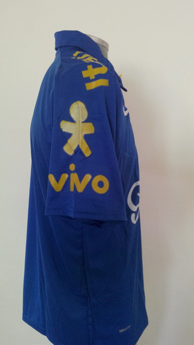 camisa polo passeio seleção brasileira pronta entrega