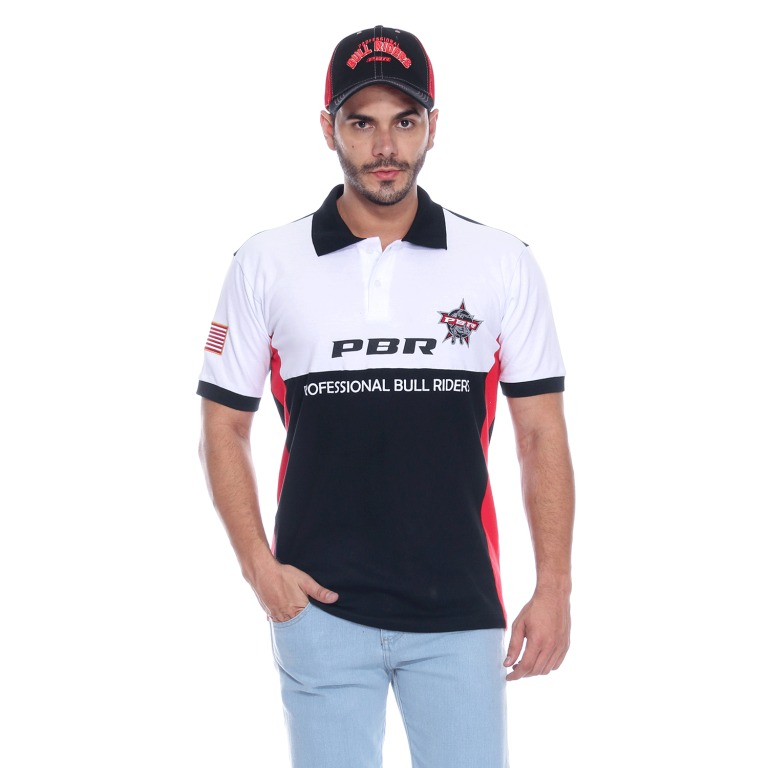Camisa Polo Pbr Lançamento Original - R  119 f31ee8f5aa9